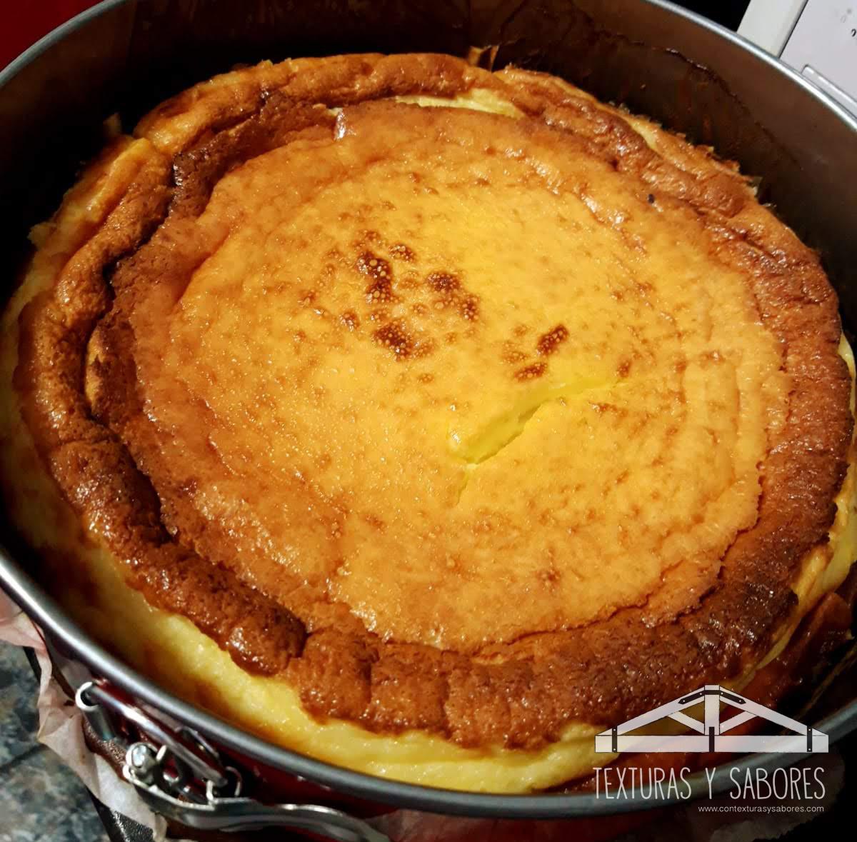 tarta de queso viña