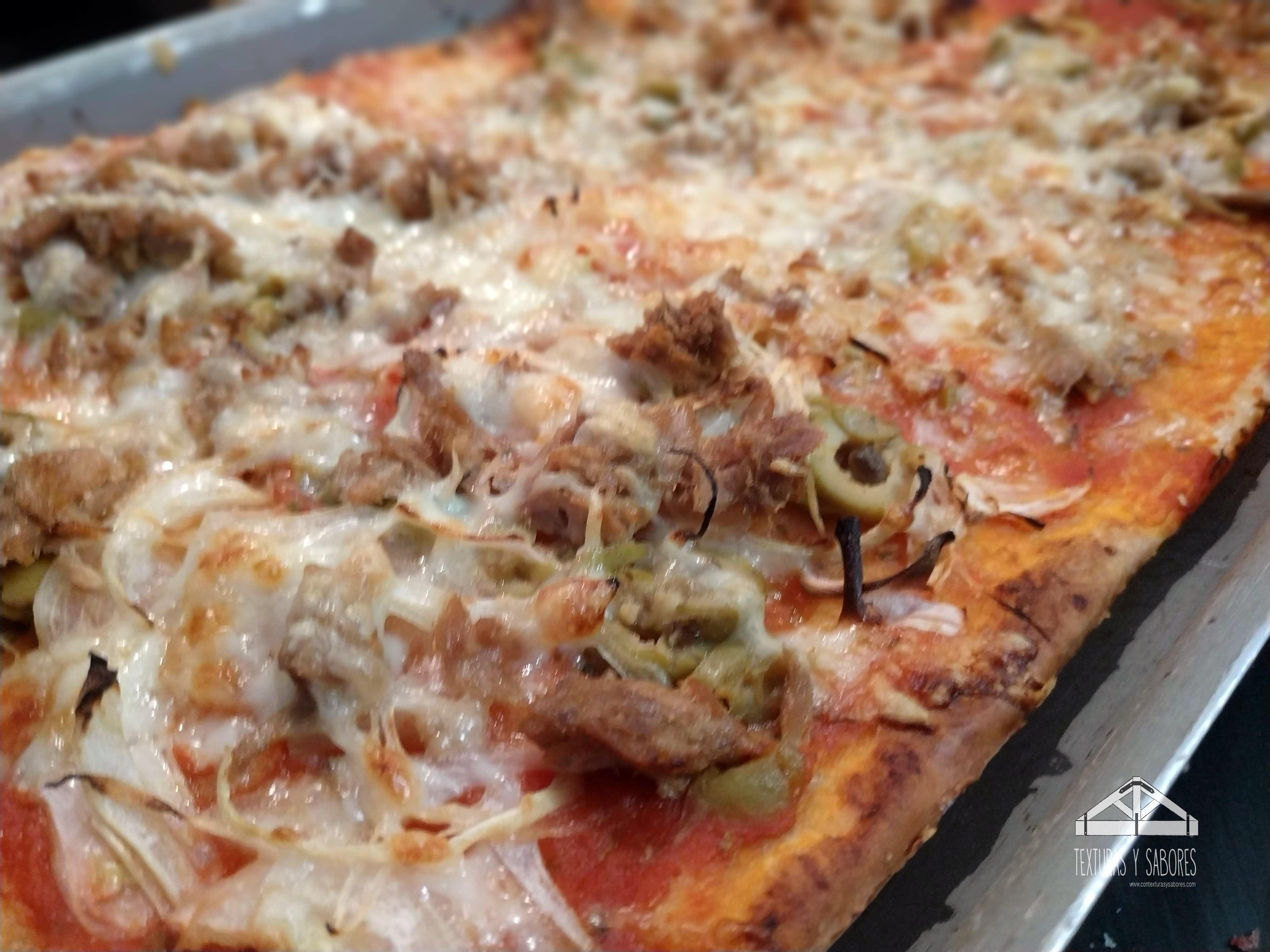 pizza de bruno oteiza de cebolla